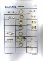 Bižuterní komponenty 3