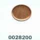 0028200 kruh Ø15