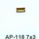 AP-118 baquett 7x3