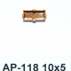 AP-118 baquett 10x5
